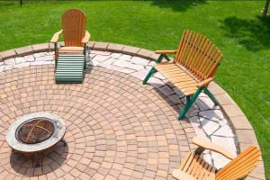A geometric work of art in your own backyard!
