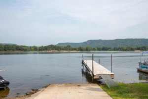 Exclusive Boat Launch within Walking Distance