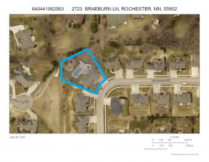 2723 Braeburn Lane SW, Rochester, MN 55902