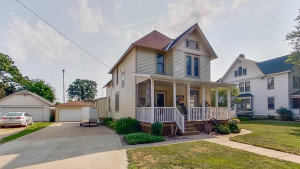 Well Cared for 2 Story Queen Anne Style Home