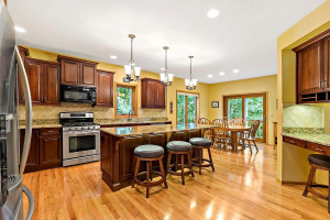Welcome to 3600 Alvarado Lane N, Plymouth, MN, a 4,815-square-foot home in Wayzata Schools with six bedrooms, five bathrooms and a recent kitchen remodel!
