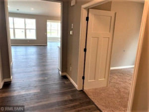 Spacious Foyer leads to open Kitchen, Dining, Family, and Sun Room!