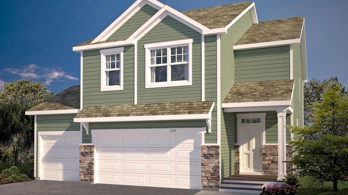 Introducing The Pine from DR Horton!! Cozy and contemporary from the curb, the home is loaded inside with 4 beds, 3 baths and a 3 car garage all resting on an oversized cul de sac homesite!