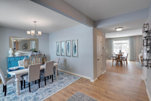 As always, first impressions matter. This welcoming and open foyer will help make a lasting one! *pictures are of model home, actual colors may vary.