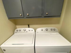...and the Whirlpool Washer and Dryer (2021).