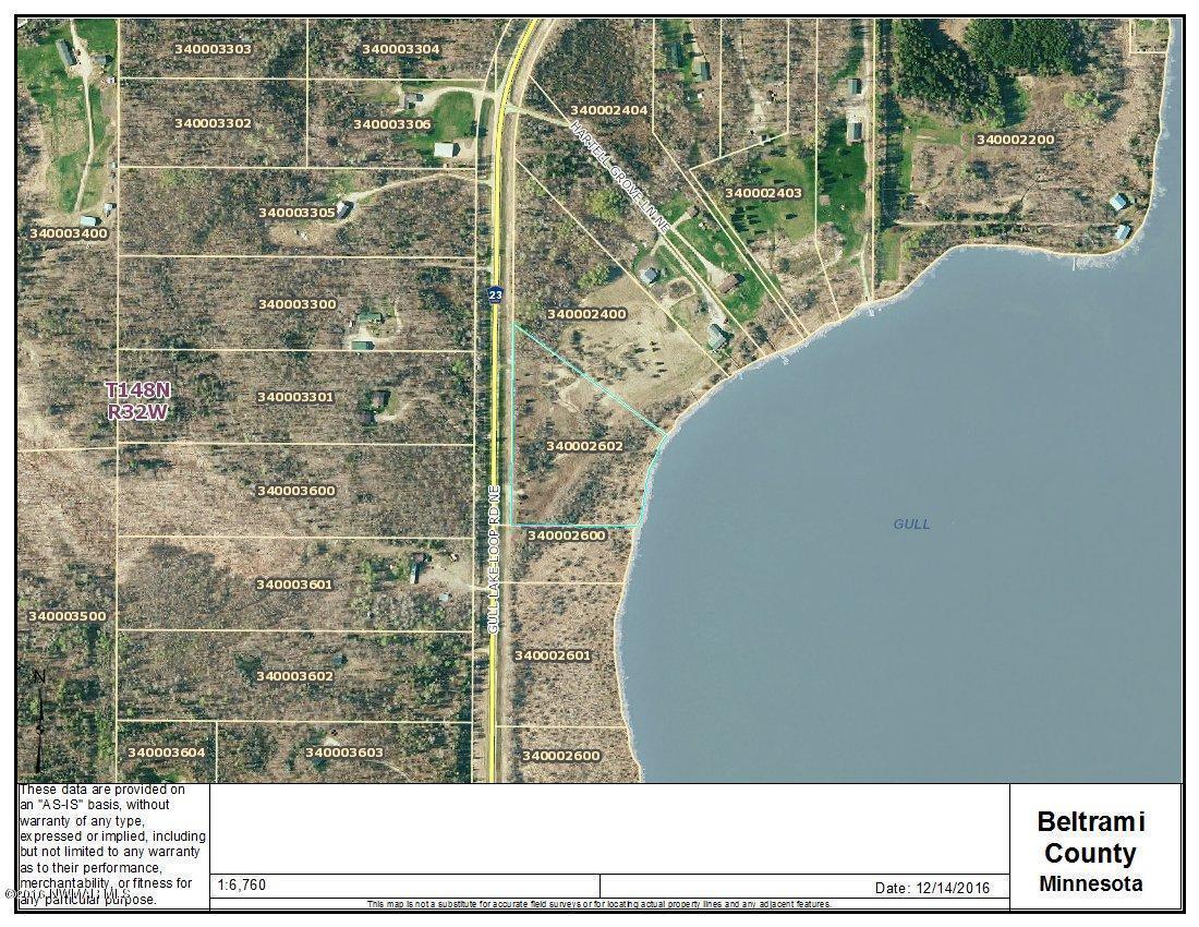 TBD Gull Lake Loop Road NE, Tenstrike, MN 56678