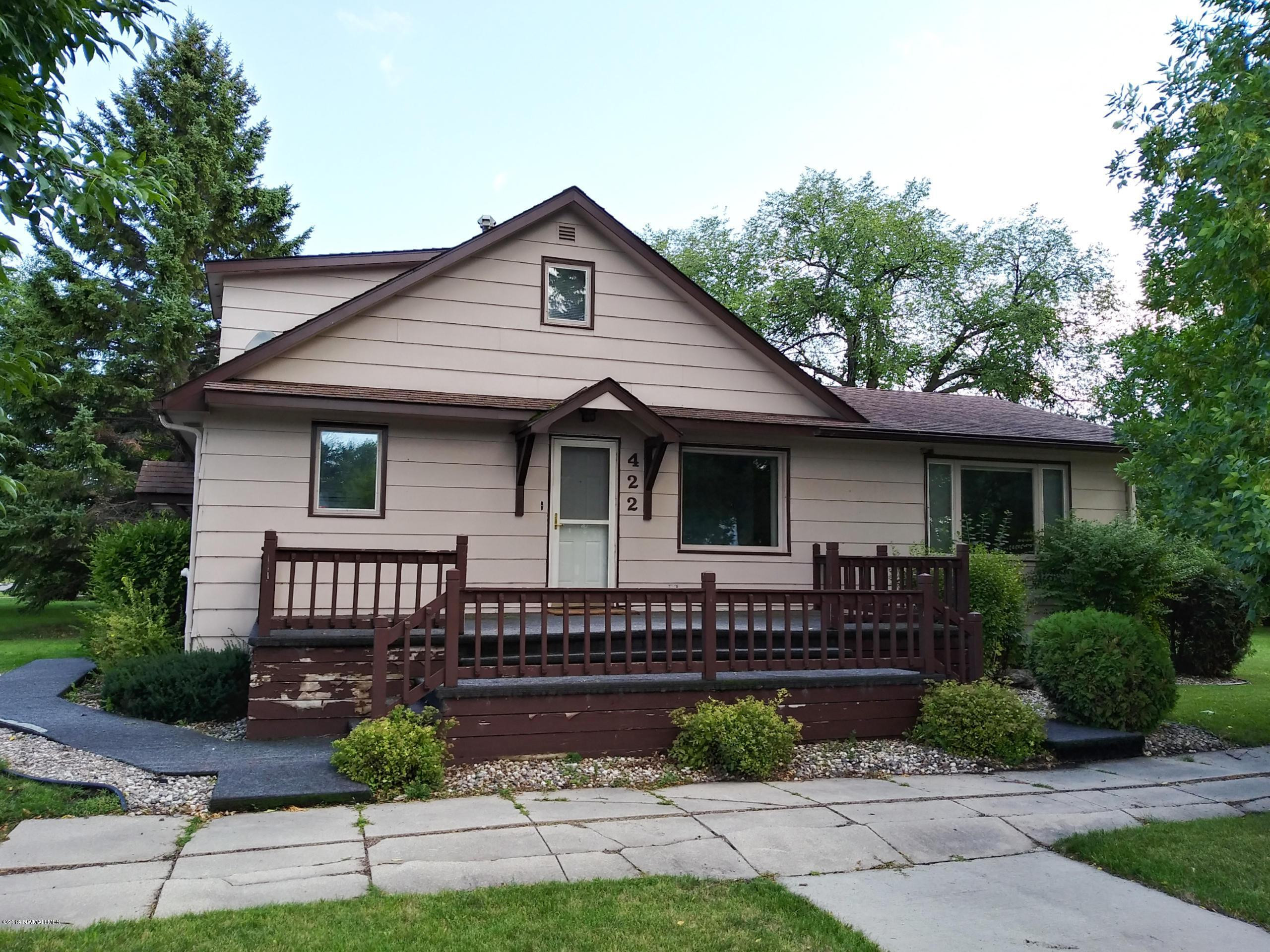 422 HILL Avenue, Stephen, MN 56757