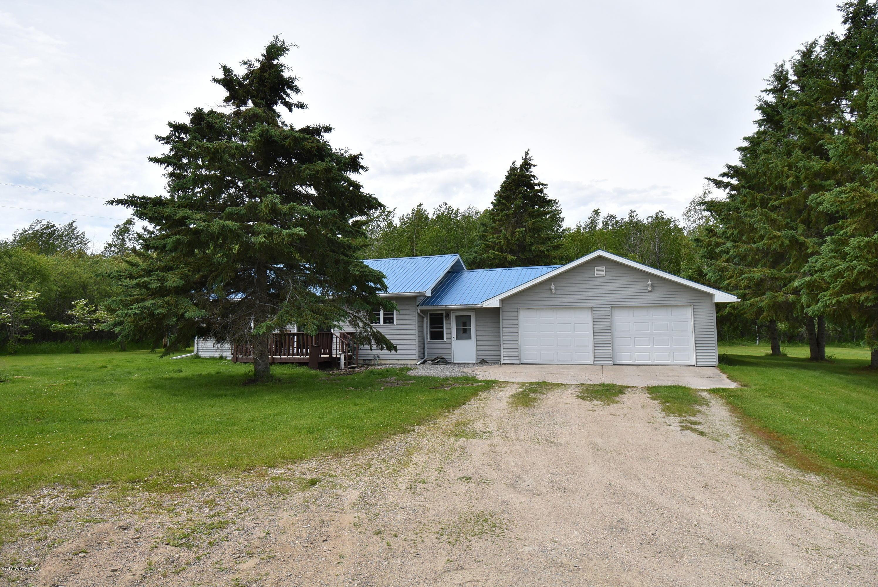 9425 44th Street NW, Roosevelt, MN 56673