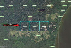 Northwest Angle Road NW, Angle Inlet, MN 56711