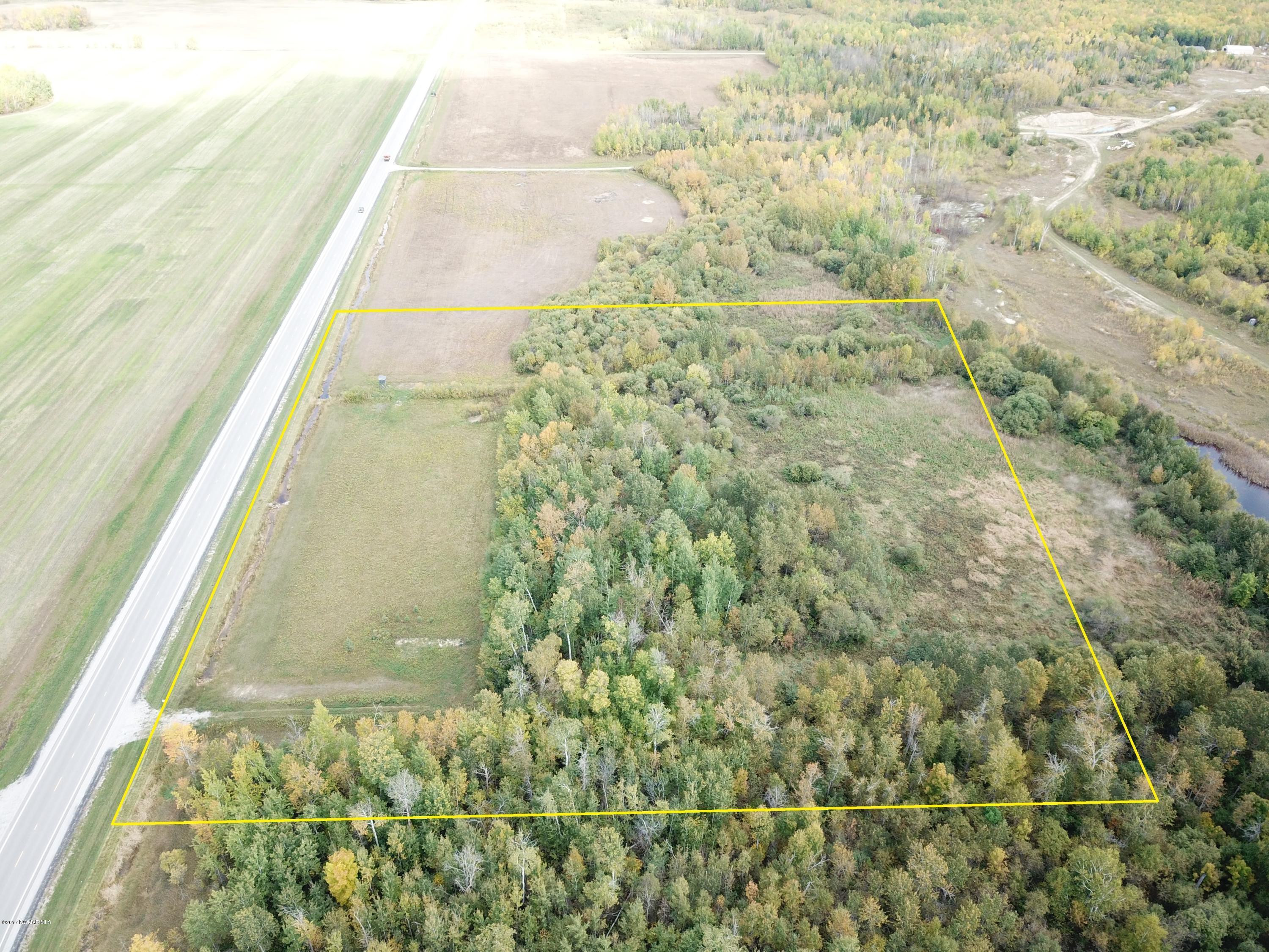 County Road 17 Road, Roosevelt, MN 56673
