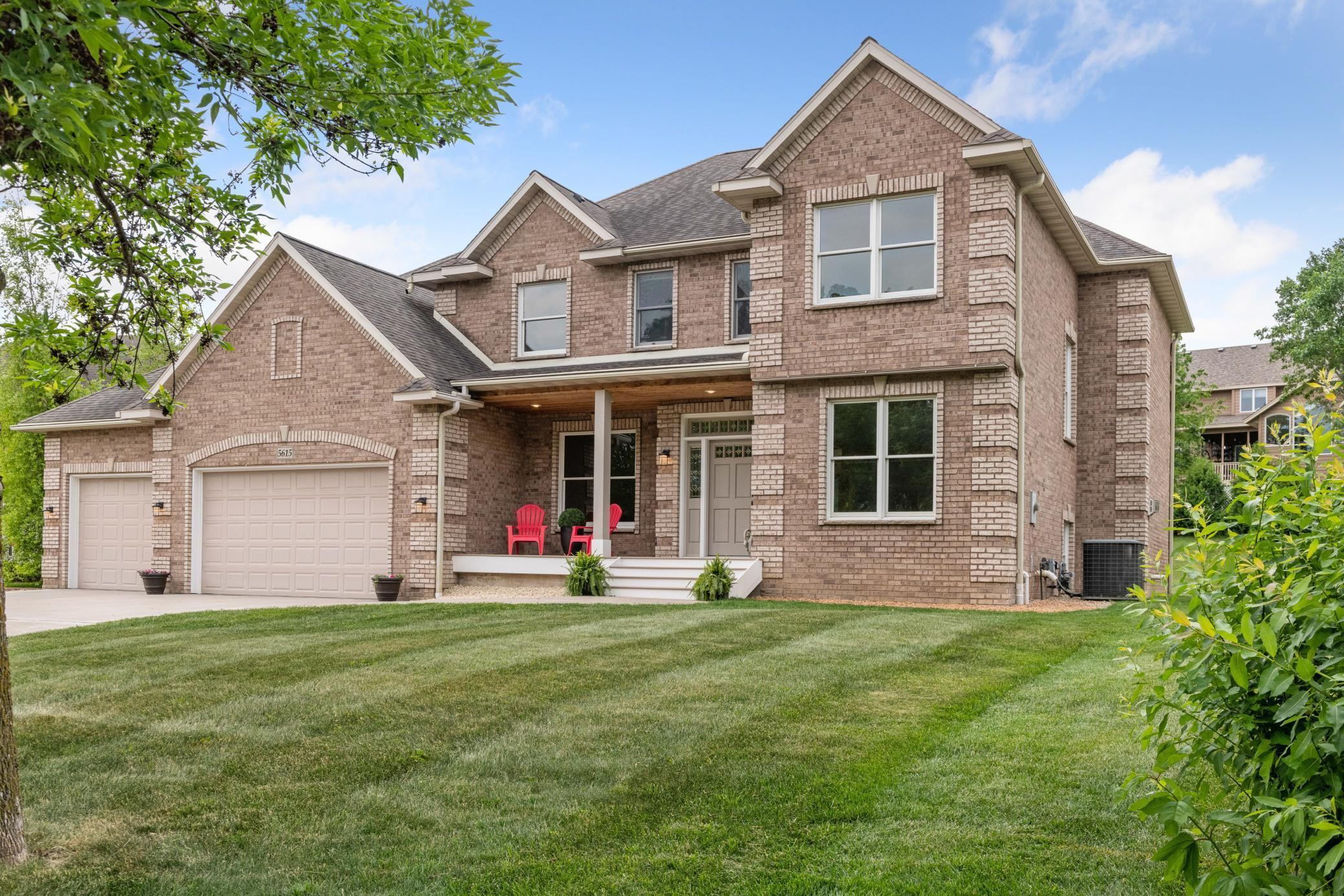 Welcome to 5615 Kramer Rd. in Minnetrista. Hilltop Elementary and Westonka High School. This home has been totally refreshed with new paint, carpet, refinished hardwood floor and light fixtures.