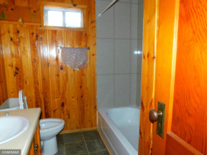 All Cabins have full functioning bathrooms