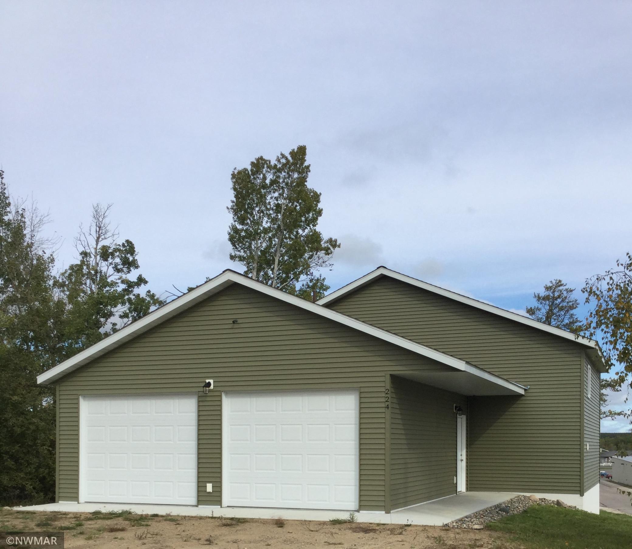 224 Evergreen Drive SW, Bagley, MN 56621