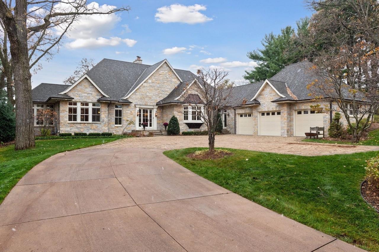 Substantial home in Dewey Hill neighborhood