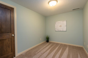 Lower level non-conforming 5th bedroom or Home Office.