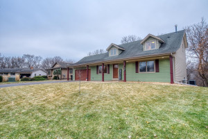Elegant Open Floor Plan, Main Floor Master Suite, Panoramic setting on Rice Creek over-looking 18 acre Creekview Park. Private one of a kind cul de sac. See Supplements for list of Updates, List of Smart Home Technology & Neighborhood Information!