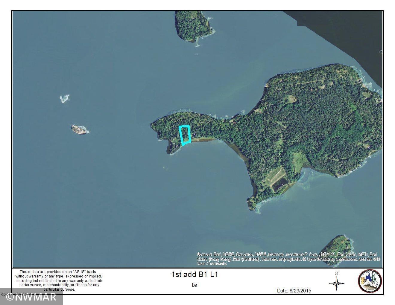 TBD Brush Island, Angle Inlet, MN 56711