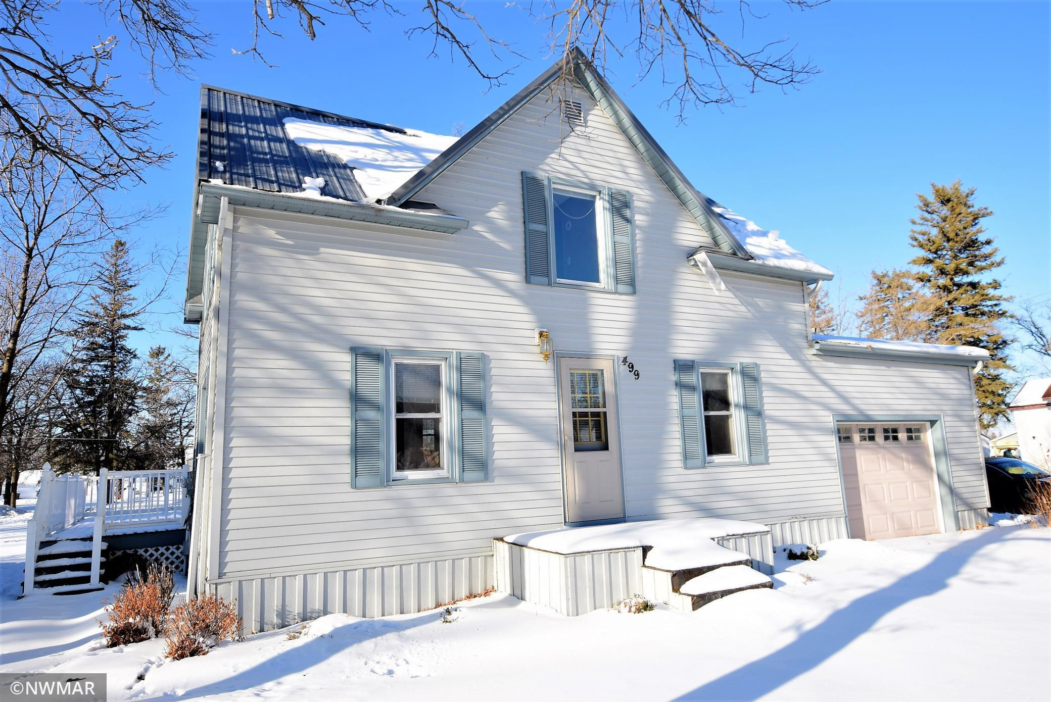 499 Main Street North, Greenbush, MN 56726