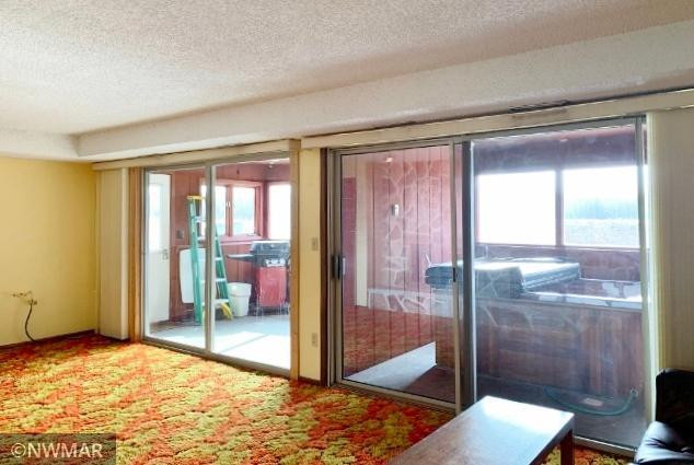 Lower Level Family Room & Lower Enclosed Porch