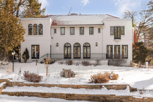 Welcome to 4637 E Lake Harriet Parkway with a rich history.