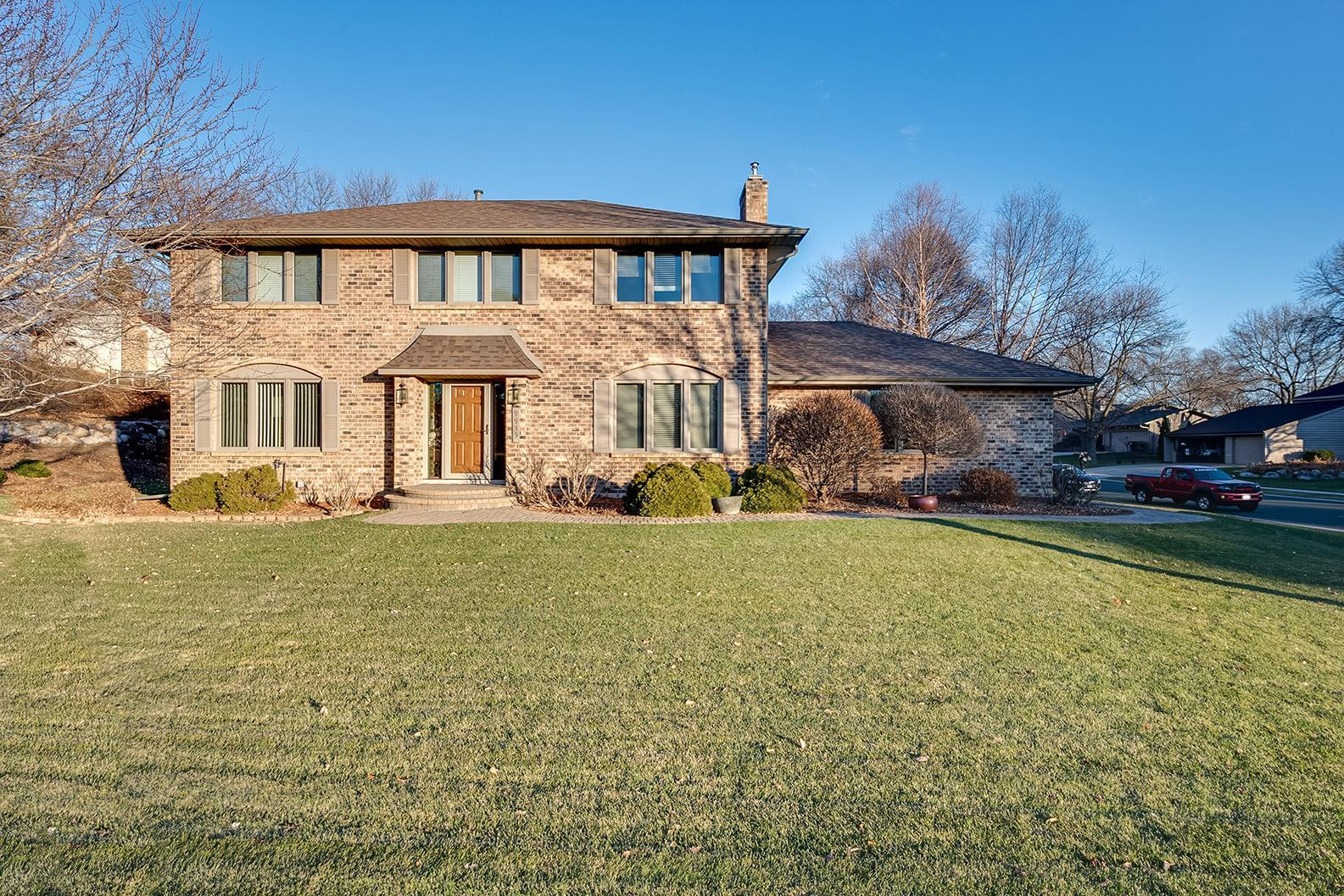 Fabulous location across from Hyland Greens Golf Course!