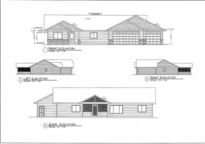 Many upgrades in this new construction home ~ Still time to pick some colors!