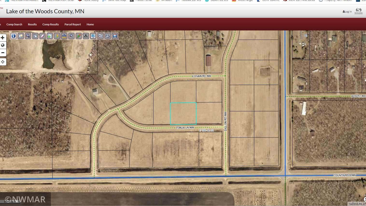 TBD Tonja Lane NW, Baudette, MN 56623
