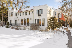 Don't miss this extremely rare house right on Lake Harriet. They do not come available often.