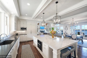 Chef's Kitchen equipped with Thermador Professional Appliances