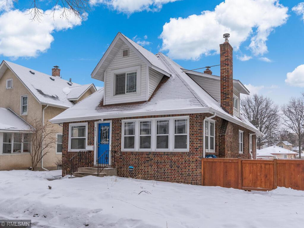 Welcome to this beautiful brick home in south Minneapolis.