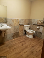 2 newer remodeled restrooms share by both units