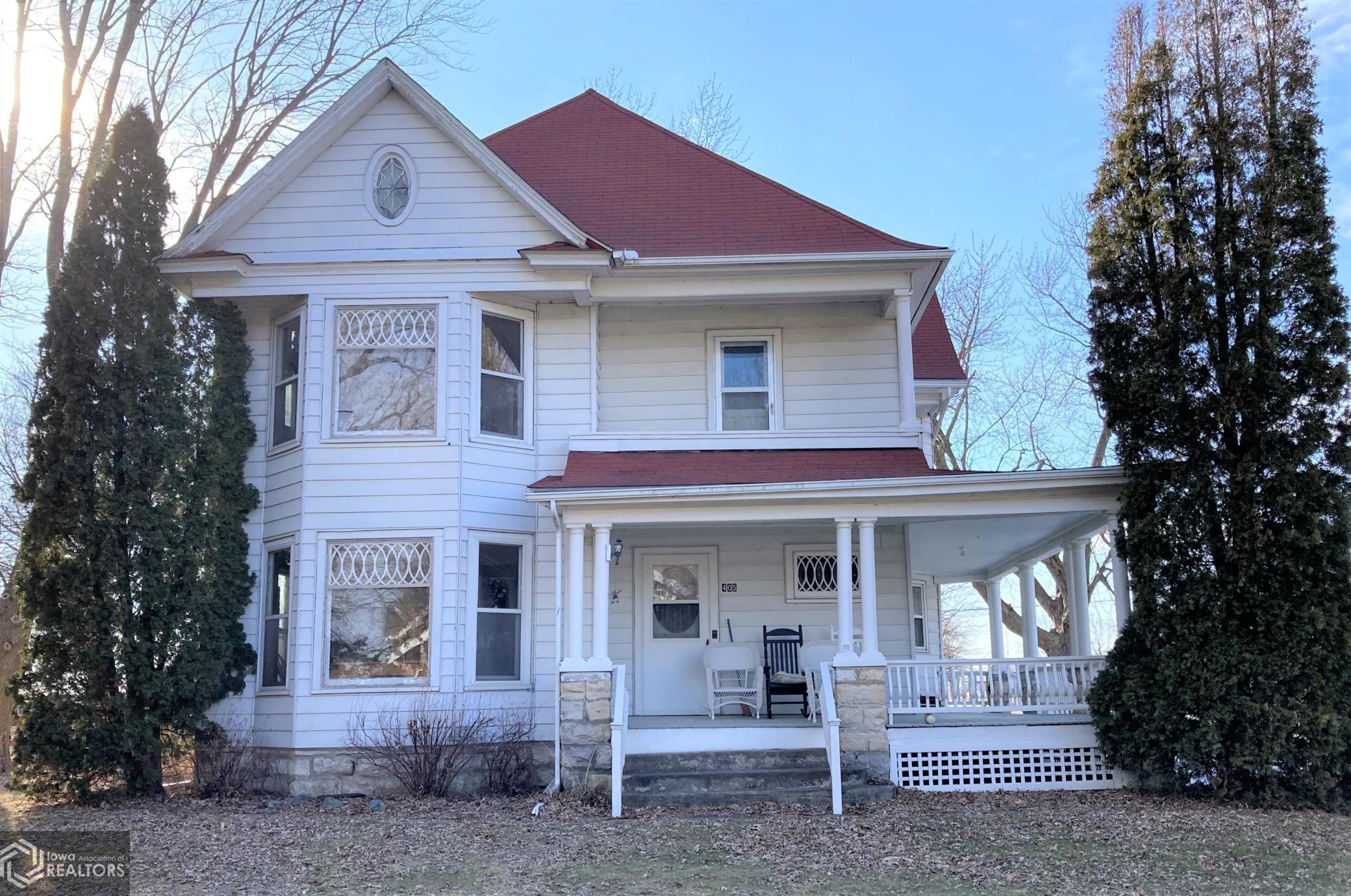 405 S Eaton Avenue, Humeston, IA 50123