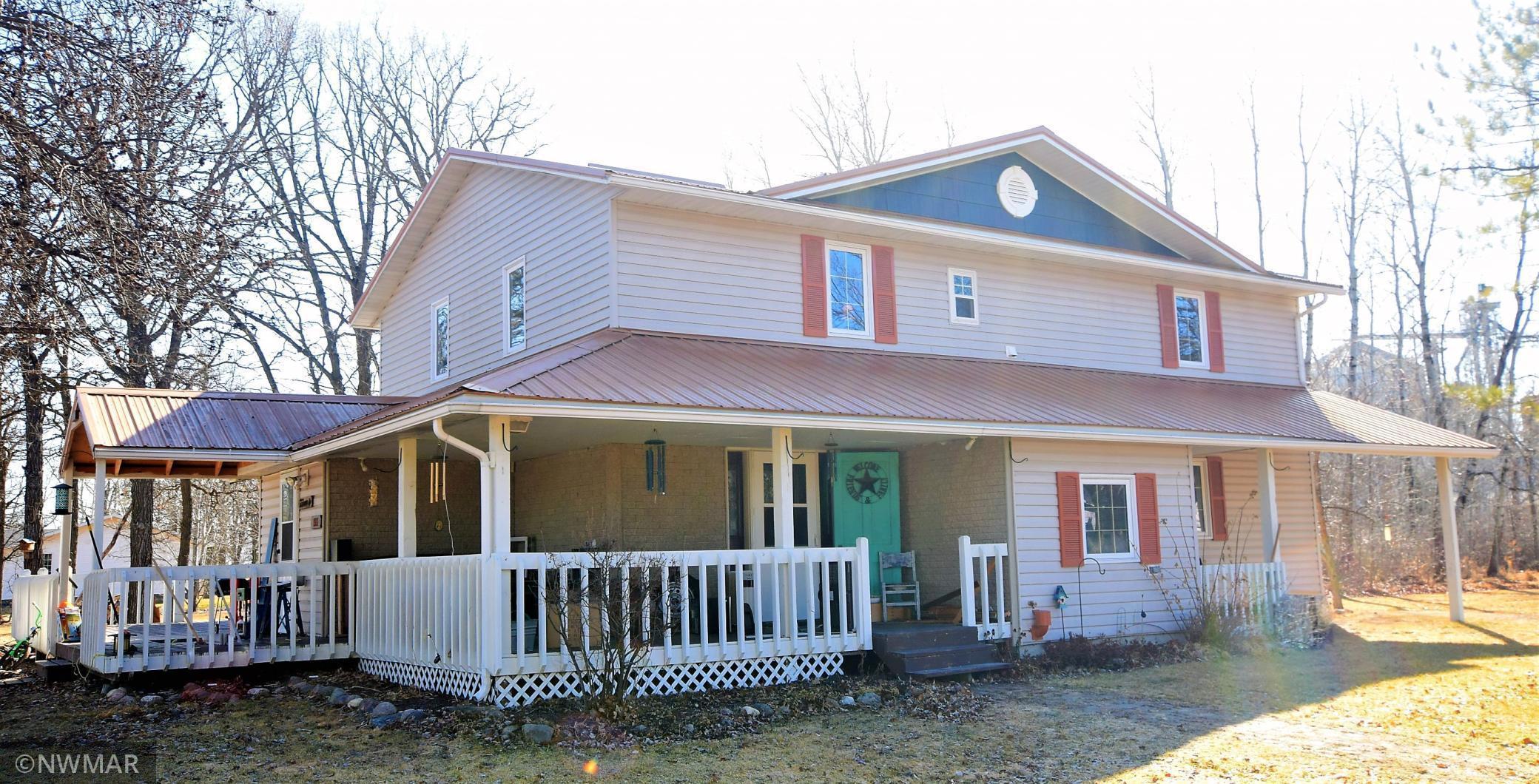 111 Johnson Avenue W, Greenbush, MN 56726