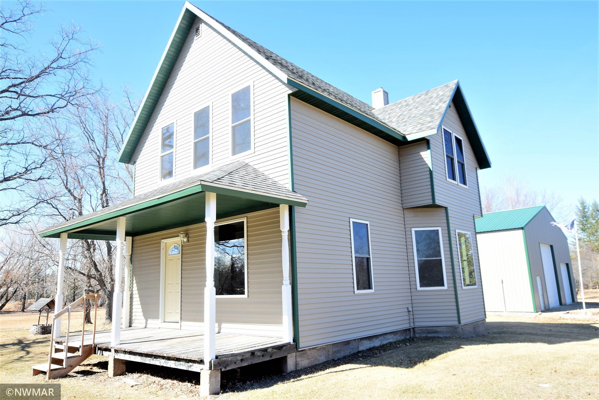 371 3rd Avenue, Roosevelt, MN 56673