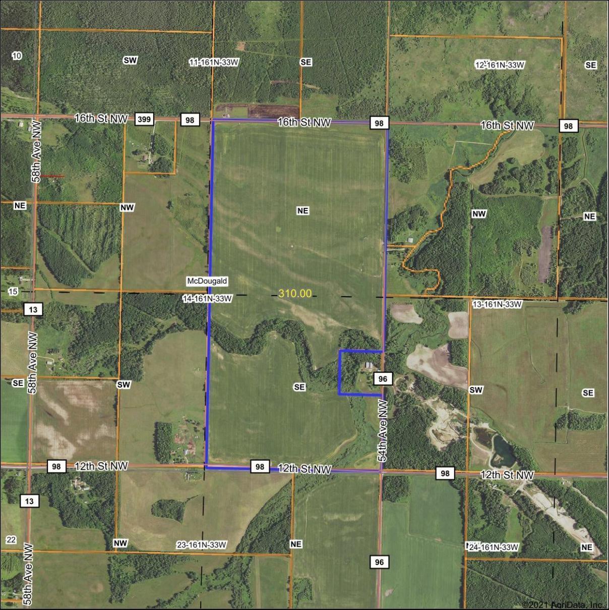 TBD County Road 96 - Baudette, Baudette, MN 56623
