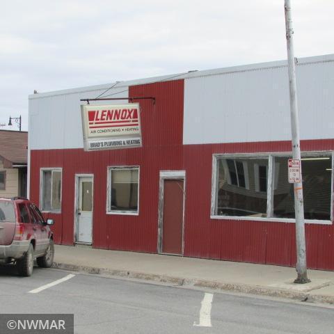 110 Main Avenue S, Baudette, MN 56623