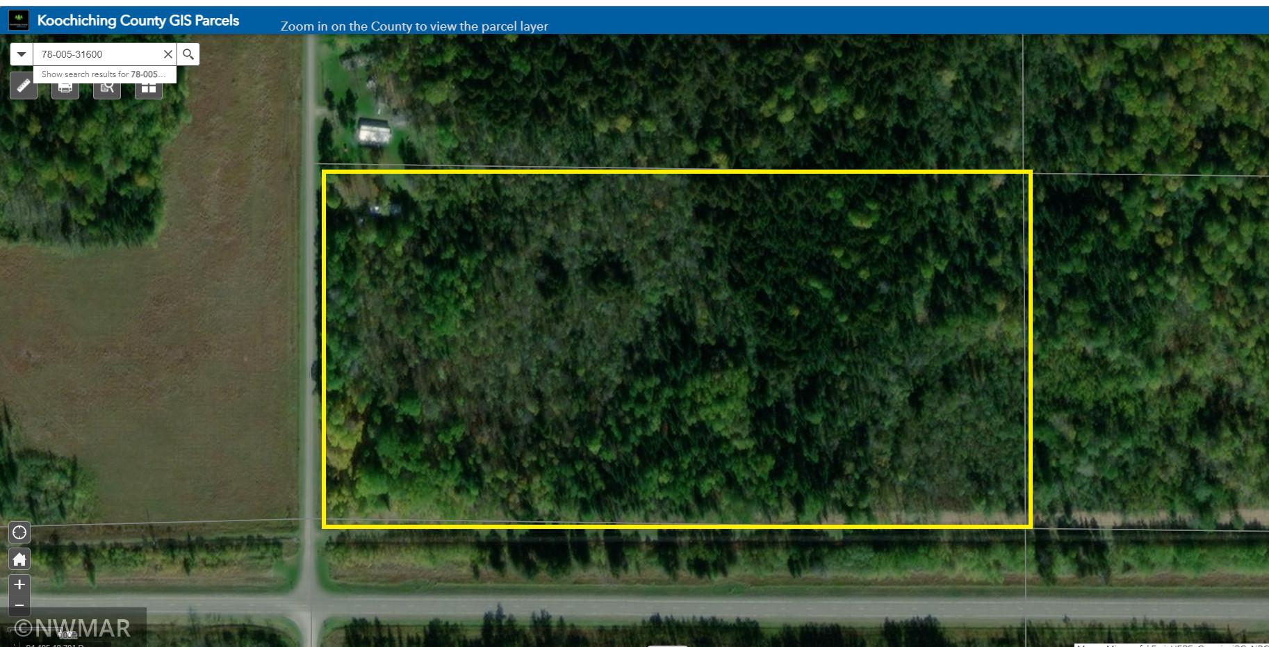 TBD Co. Rd. 89, Baudette, MN 56623