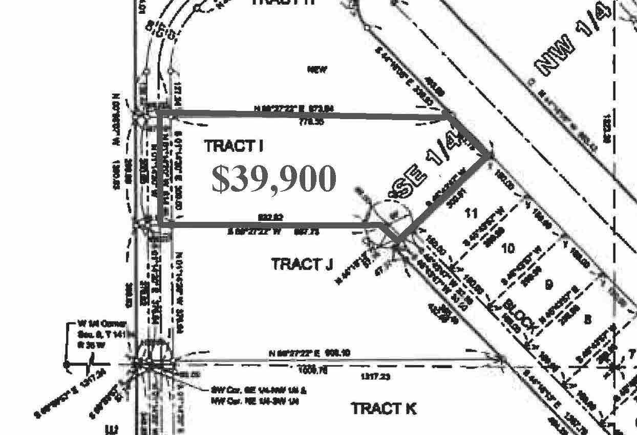 Tract I Island Shore Drive, Park Rapids, MN 56470