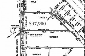Tract J Island Shore Drive, Park Rapids, MN 56470