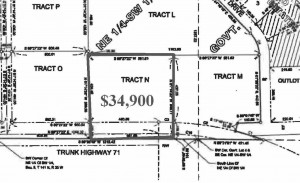 Tract N Hwy 71, Park Rapids, MN 56470