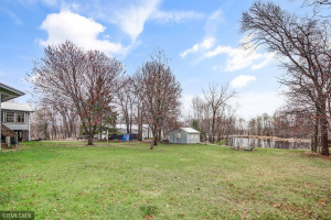 10.24 glorious acres of privacy on a dead-end street...