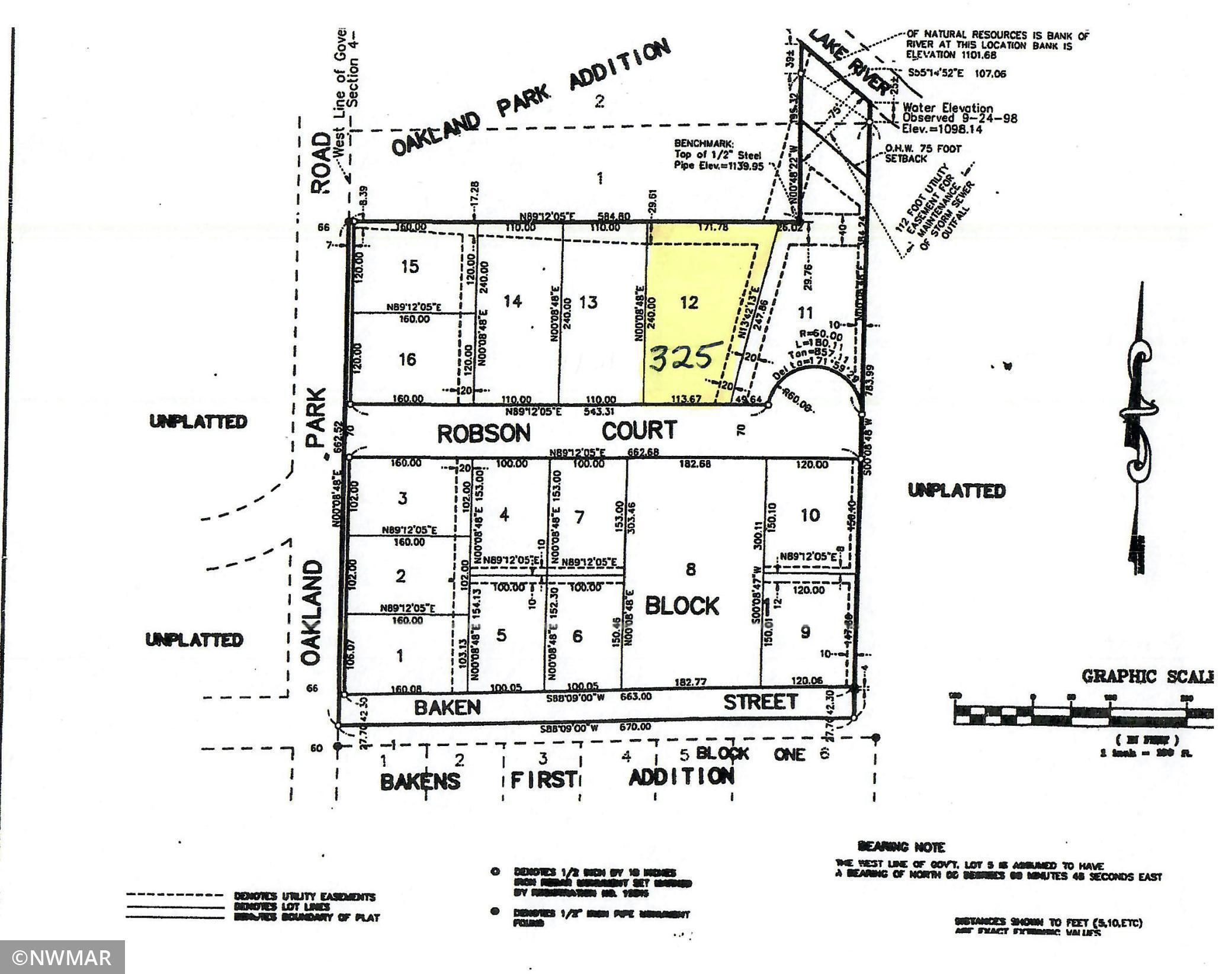 325 Robson Court, Thief River Falls, MN 56701