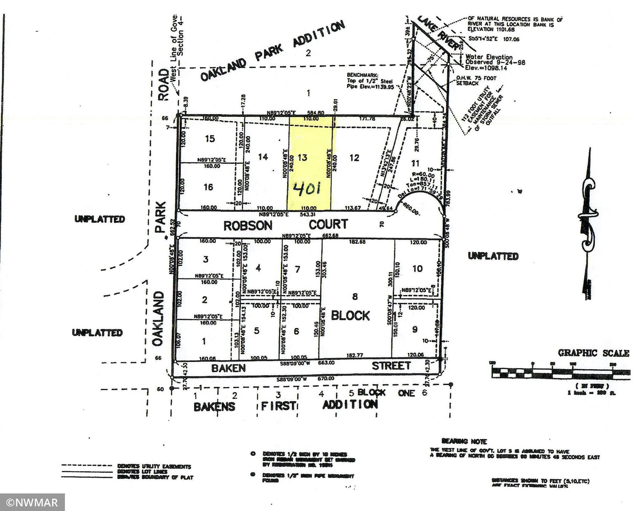 401 Robson Court, Thief River Falls, MN 56701