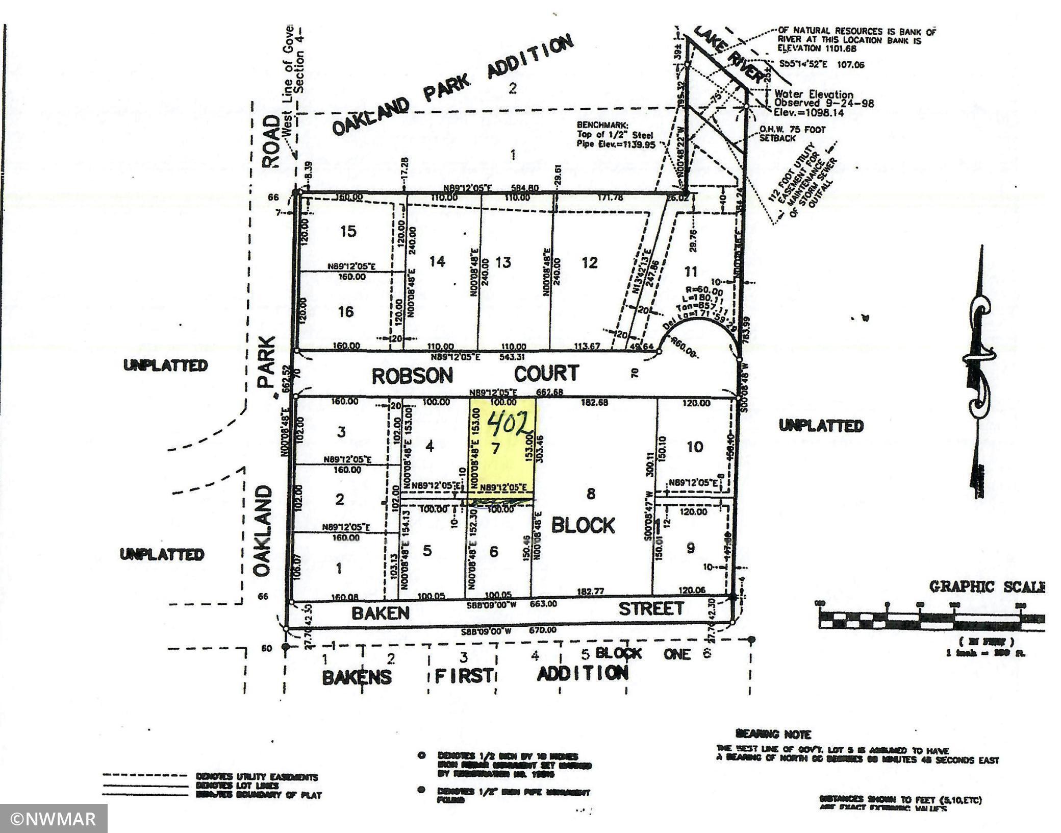 402 Robson Court, Thief River Falls, MN 56701