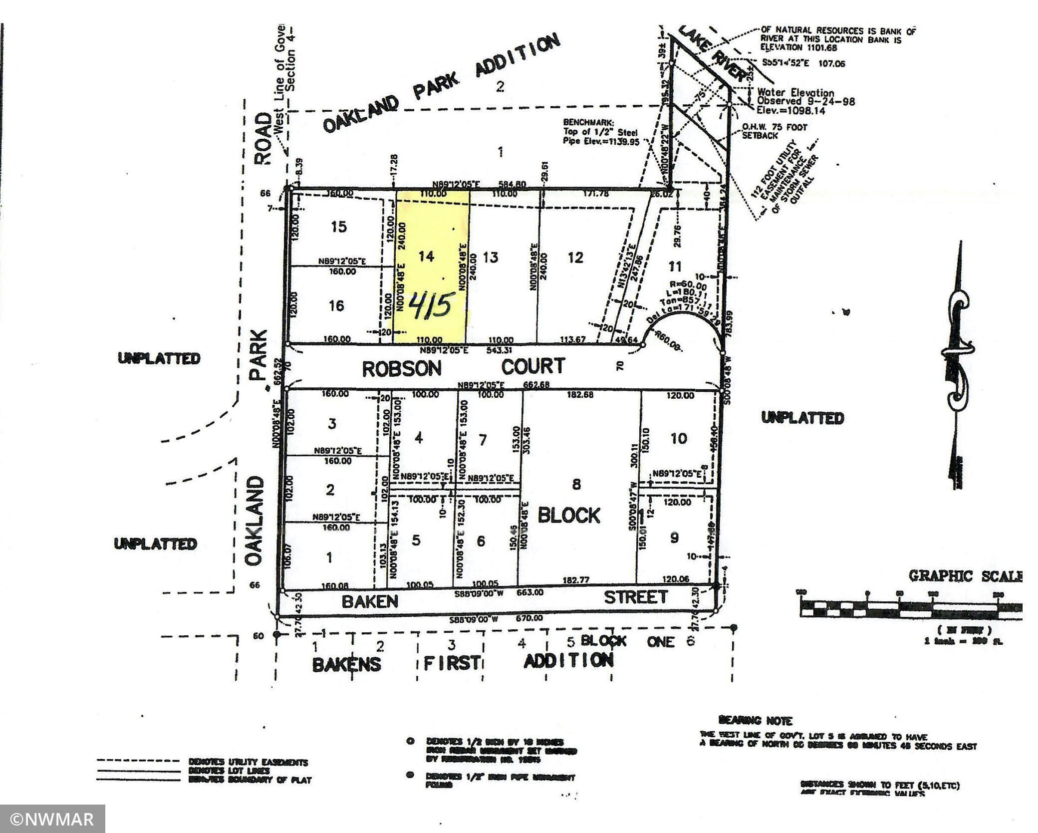 415 Robson Court, Thief River Falls, MN 56701