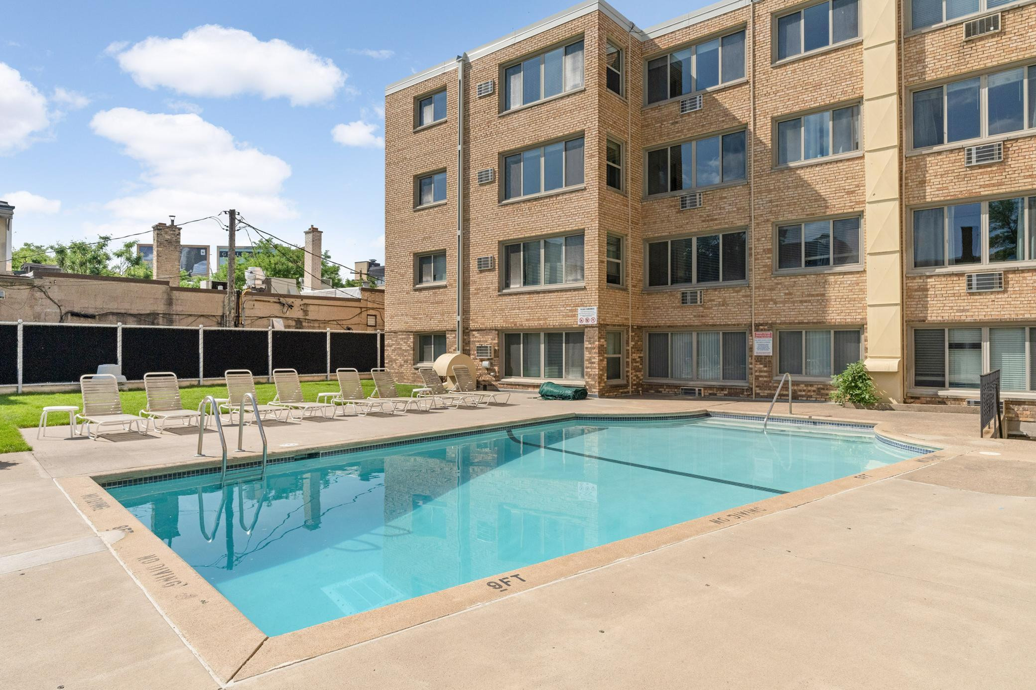 Located in downtown Linden Hills. 1.5 blocks to Lake Harriet.