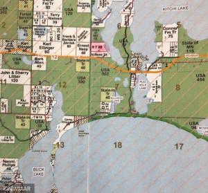 23725 Nearlya Road NE, Cass Lake, MN 56633