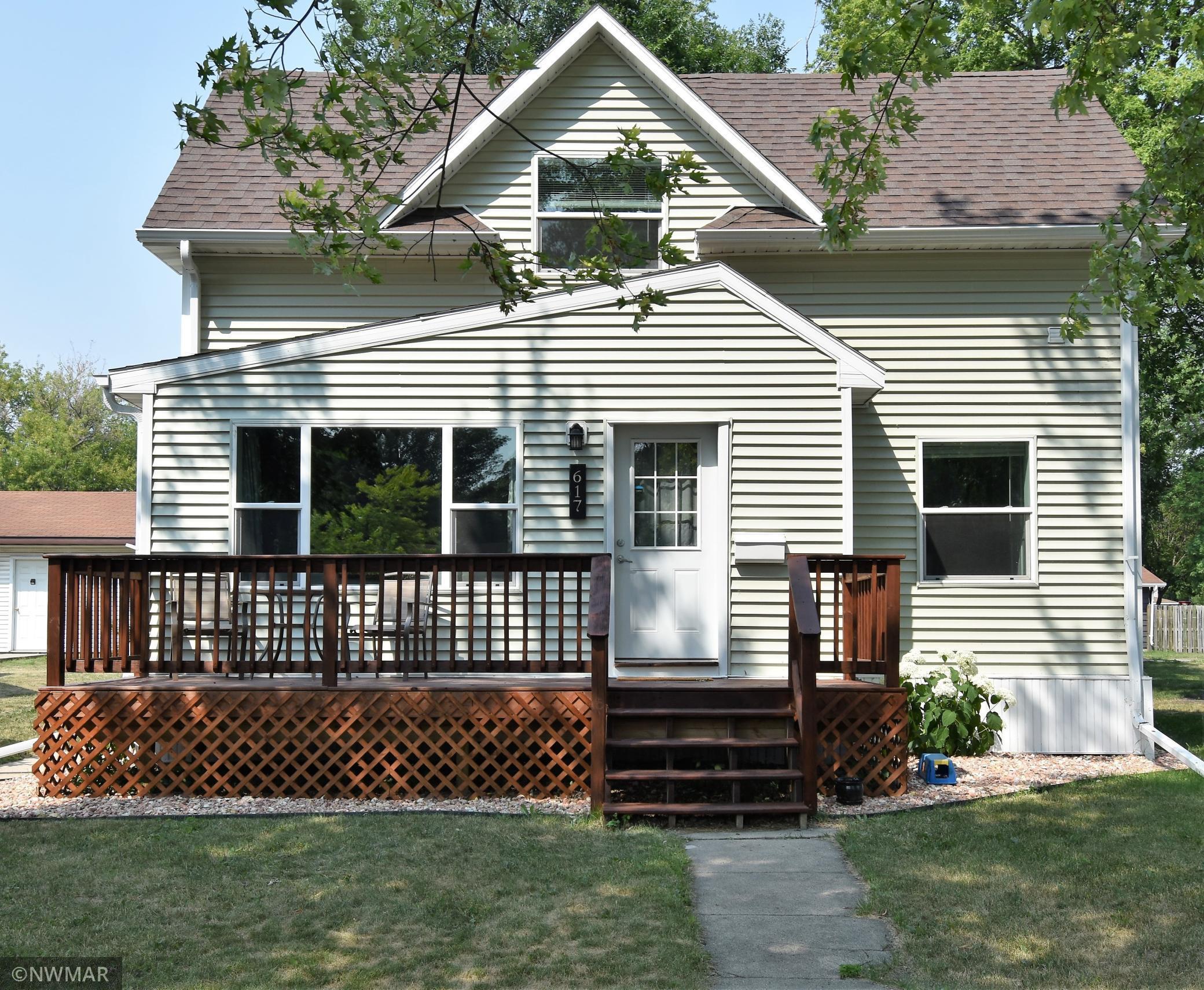 617 Horace Avenue N, Thief River Falls, MN 56701