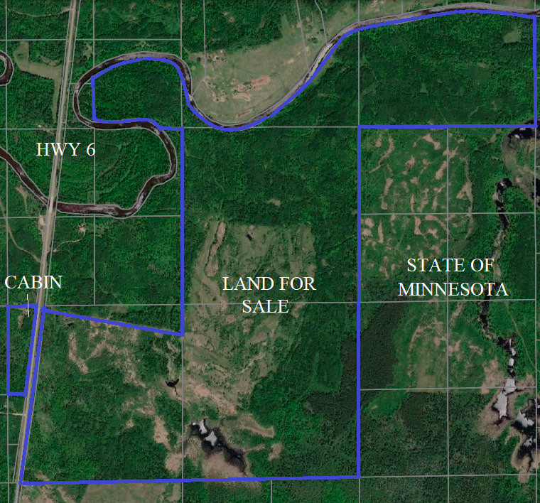 TBD Highway 6, Northome, MN 56661