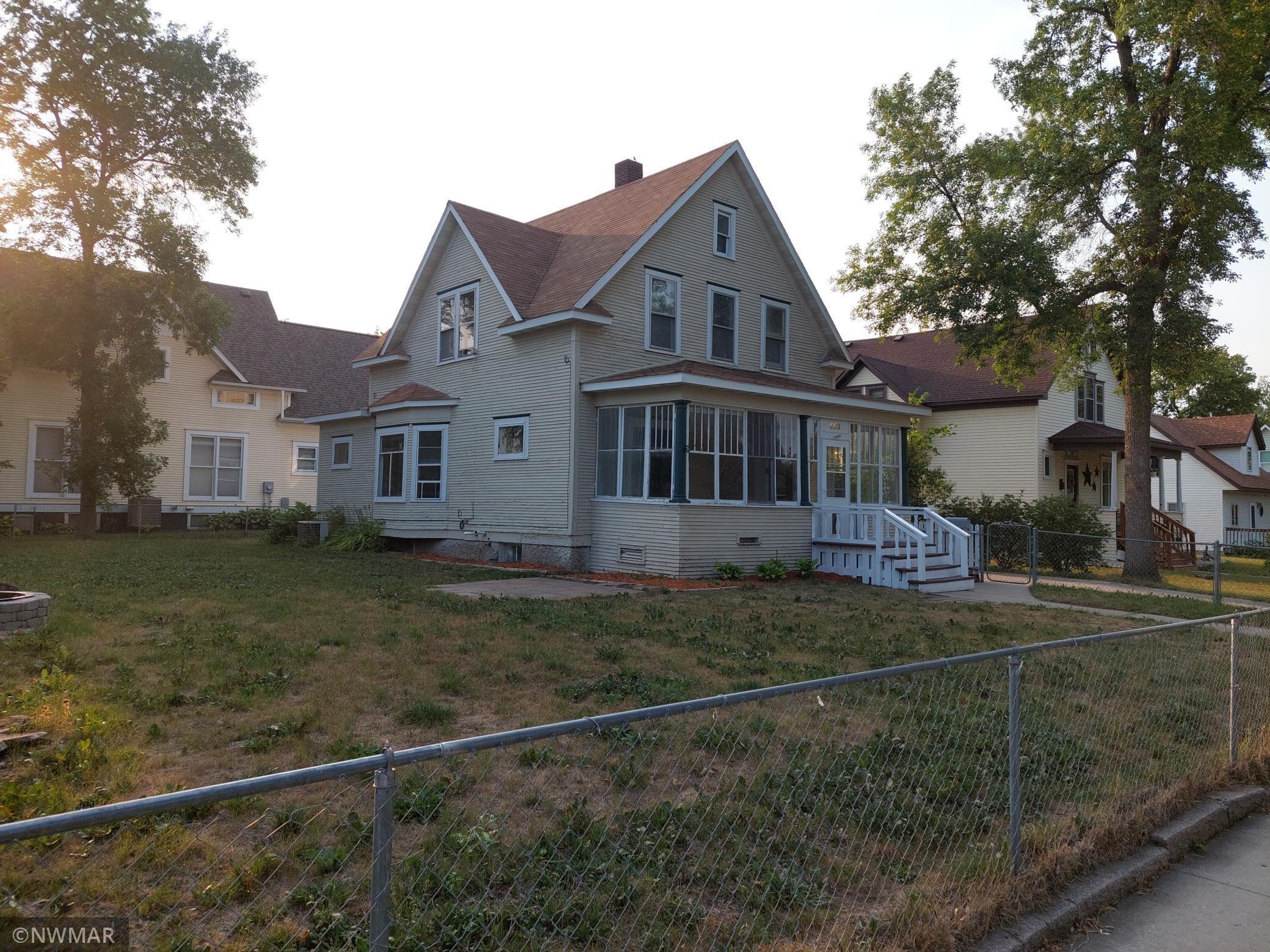 603 Horace Avenue N, Thief River Falls, MN 56701